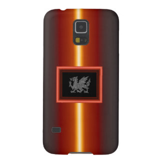 WELSH DRAGON 2 CASE FOR GALAXY S5