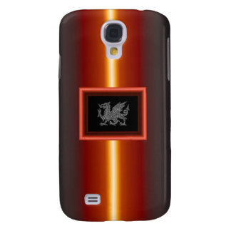 WELSH DRAGON 2 GALAXY S4 COVER