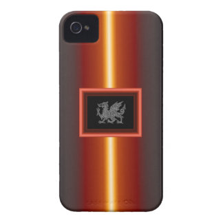 WELSH DRAGON 2 iPhone 4 COVER