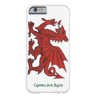 Welsh Dragon - Case Barely There iPhone 6 Case