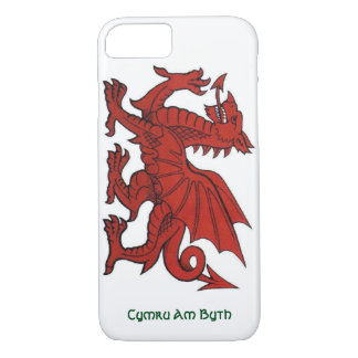 Welsh Dragon - Case