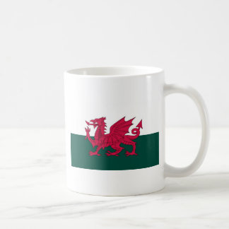Welsh Dragon Coffee Mug