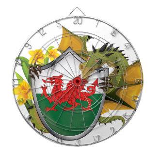 Welsh Dragon Dart Boards
