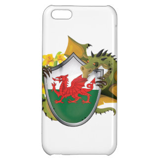 Welsh Dragon Flag iPhone 5C Covers