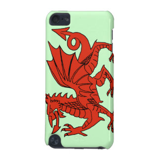 Welsh Dragon Flag iPod Touch Case