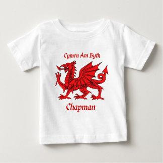 _ Welsh Dragon Infant T-shirt