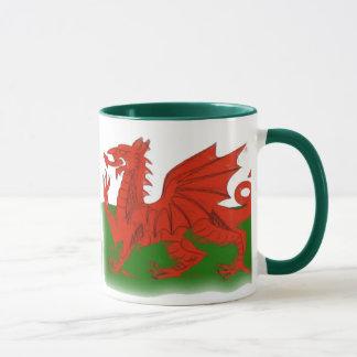 Welsh Dragon Mug