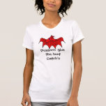 Welsh dragons give the best cwtchs tees