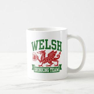 Welsh Drinking Team Coffee Mug