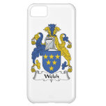 Welsh Family Crest Cover For iPhone 5C