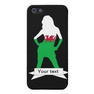Welsh flag case for iPhone SE/5/5s
