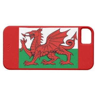 """Welsh flag, """"Cymru am byth"""", iPhone SE/5/5s Case"""