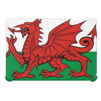 "Welsh flag, ""Cymru am byth"",    Wales iPad Mini Covers"