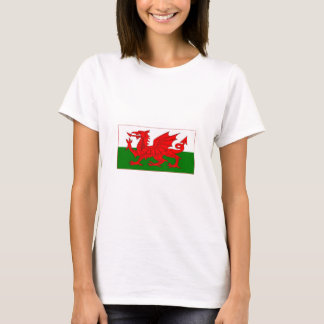 Welsh flag designs T-Shirt