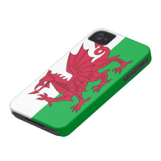 Welsh Flag iPhone 4/4s Case
