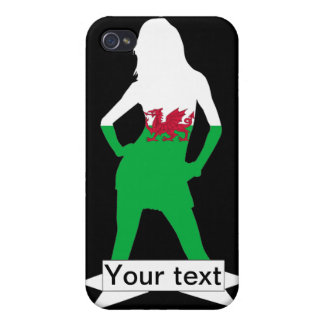 Welsh flag iPhone 4/4S cover
