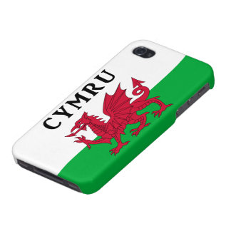 Welsh Flag iPhone 4 Cover