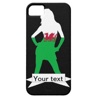 Welsh flag iPhone SE/5/5s case