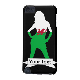 Welsh flag iPod touch 5G case