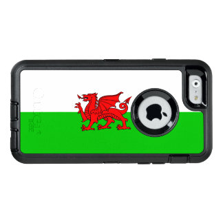 Welsh Flag OtterBox iPhone 6/6s Case