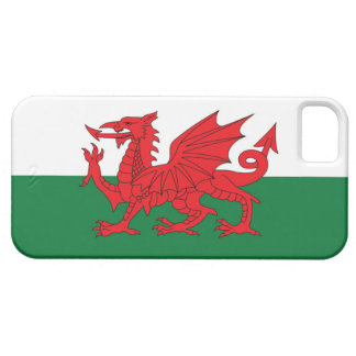 Welsh Flag Phone Case iPhone 5 Covers