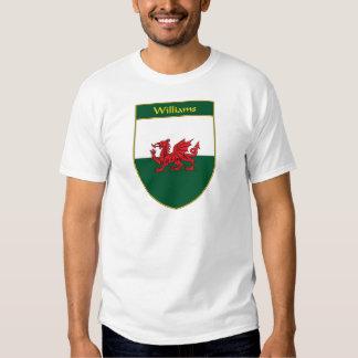 _ Welsh Flag Shield T-shirt
