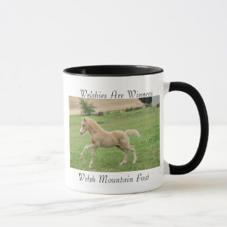 Welsh Foal Mug Welshies Are Winners