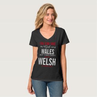Welsh Girl T-shirt