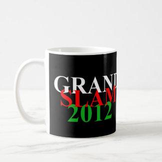 Welsh Grand Slam 2012 mug