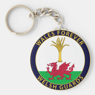 Welsh Guards Key Chains