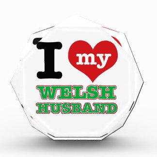 Welsh I heart designs Award