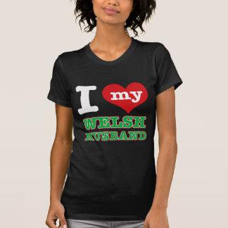 Welsh I heart designs Shirt