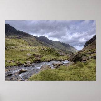 Welsh Landscape Posters