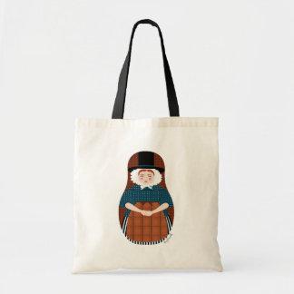 Welsh Matryoshka Bag