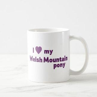 Welsh Mountain pony Coffee Mug