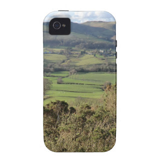 Welsh Mountain Walk in Winter Case-Mate iPhone 4 Cases