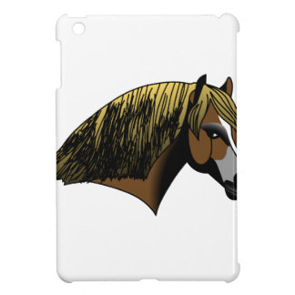 Welsh Pony Head Cover For The iPad Mini