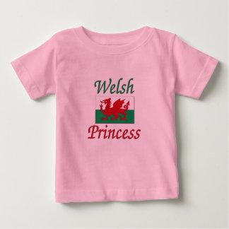 Welsh Princess Baby T-Shirt