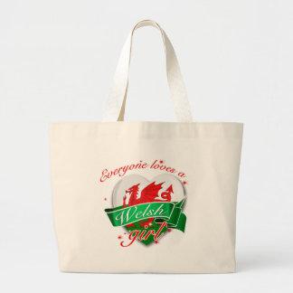 Welsh Princess Tote Bag