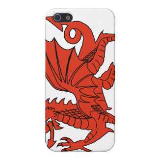 Welsh Red Dragon  Cases For iPhone 5