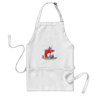 welsh rugby ball, tony fernandes adult apron
