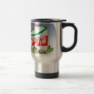 welsh rugby cheers, tony fernandes travel mug