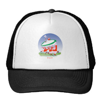 welsh rugby cheers, tony fernandes trucker hat