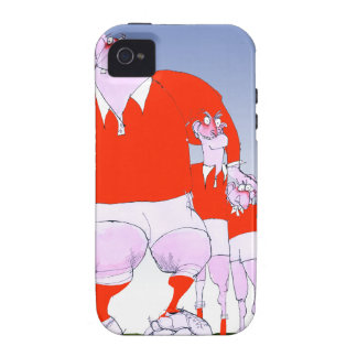 welsh rugby chums, tony fernandes Case-Mate iPhone 4 covers
