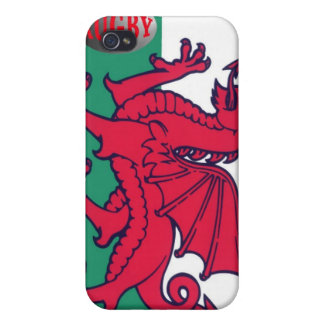 welsh rugby iPhone 4/4S cover