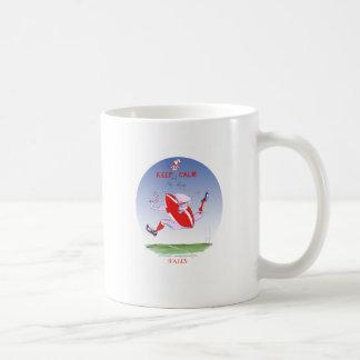 welsh rugby, tony fernandes mug