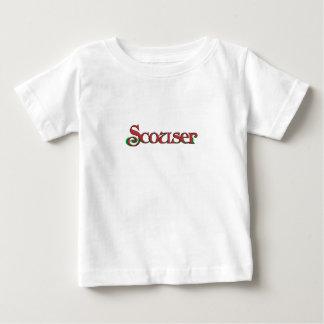Welsh Scouser Baby T-Shirt
