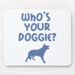 Welsh Sheepdog Mouse Pad