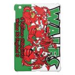 Welsh Six Nation Rugby Champions, W 30-3 E iPad Mini Cases