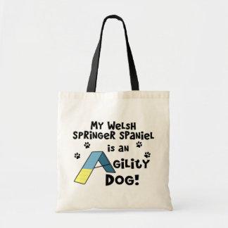 Welsh Springer Spaniel Agility Dog Bag